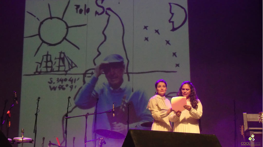 Congreso del PIT CNT - Homenaje a Daniel Viglietti y cierre musical a cargo de Tabaré Cardozo - 24-05-18 -Foto Claudia Rivero
