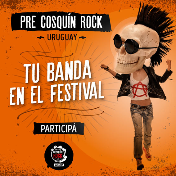 Pre Cosquín participarán bandas emergentes de todo el país