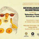 Sexualidades monstruas, un libro de Valentina Viettro