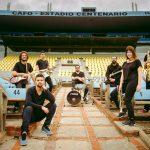 Delirium Tremens grabó videoclip en el Estadio Centenario
