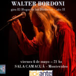 WALTER BORDONI EN VIVO