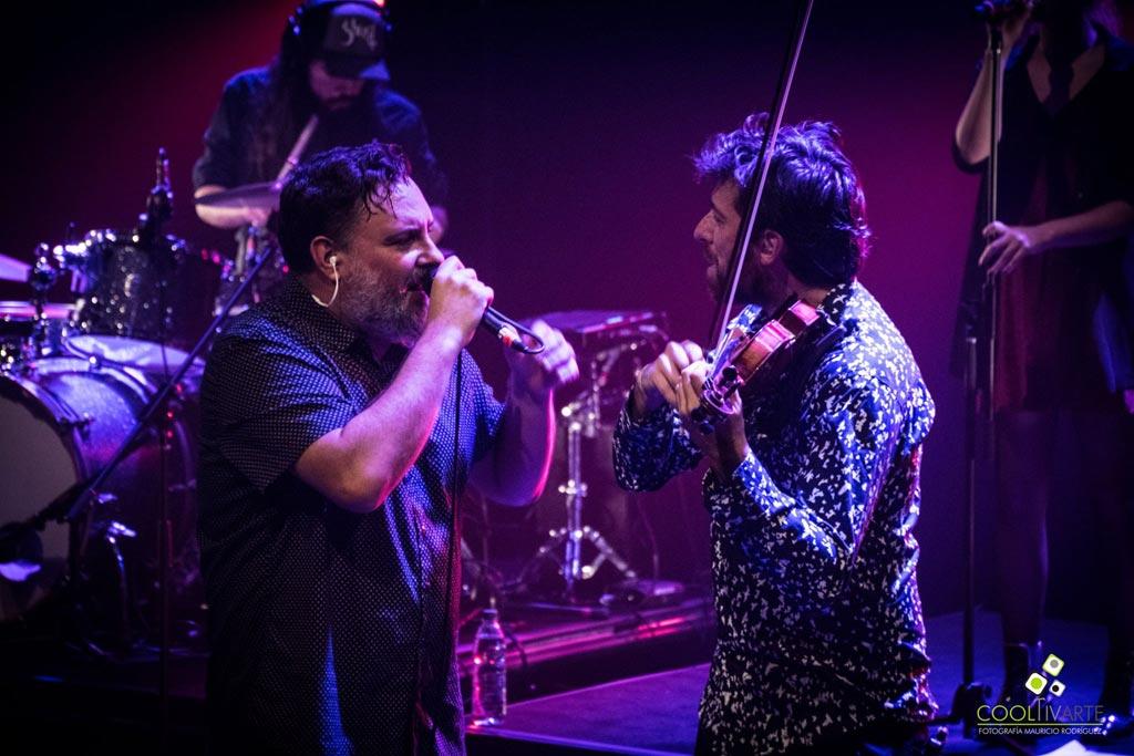 """Fernando Santullo """"Bajo un cielo sin control"""" - Auditorio Nacional del Sodre 12/05/18 - Fotografía Mauricio Rodriguez - www.cooltivarte.com"""