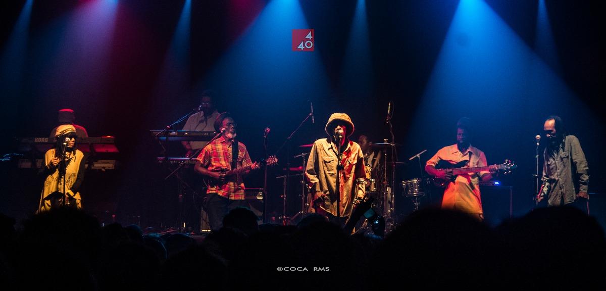 srael Vibration Banda soporte: Karma Man Kaya / Massagana Fotografía: Coca RMS Lugar: Sala del museo Fecha: 13/05/2018