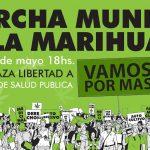 Marcha Mundial de la Marihuana 2018