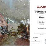 Misión de la artista Gabriela Rieiro en Four Points by Sheraton Montevideo