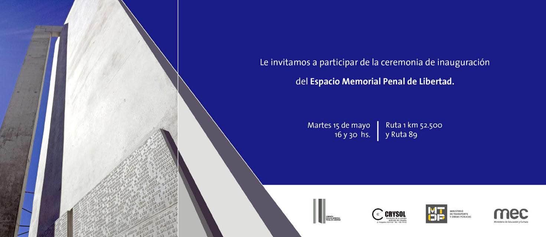 espacio memorial penal de libertad - raquel lejtreger