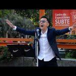 "Ernesto Rizzo – Performance ""Manifesta"""