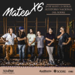 Mateo x 6 – Celebran sus 25 años