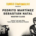 MASTERCLASS PEDRITO MARTINEZ & SEBASTIAN NATAL