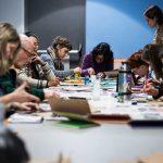 MICROUTOPIAS – Feria de arte impreso – CCE