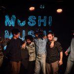 Mushi Mushi Orquesta en Teatro Agadu
