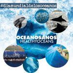 Día Mundial de los Océanos. Entrevista a los responsables de la campaña OCEANOSANOS