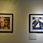 Paola Scagliotti inauguró Retratos Poéticos II