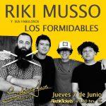 RIKI MUSSO Y LOS FORMIDABLES  ::: Solitario Juan Bar