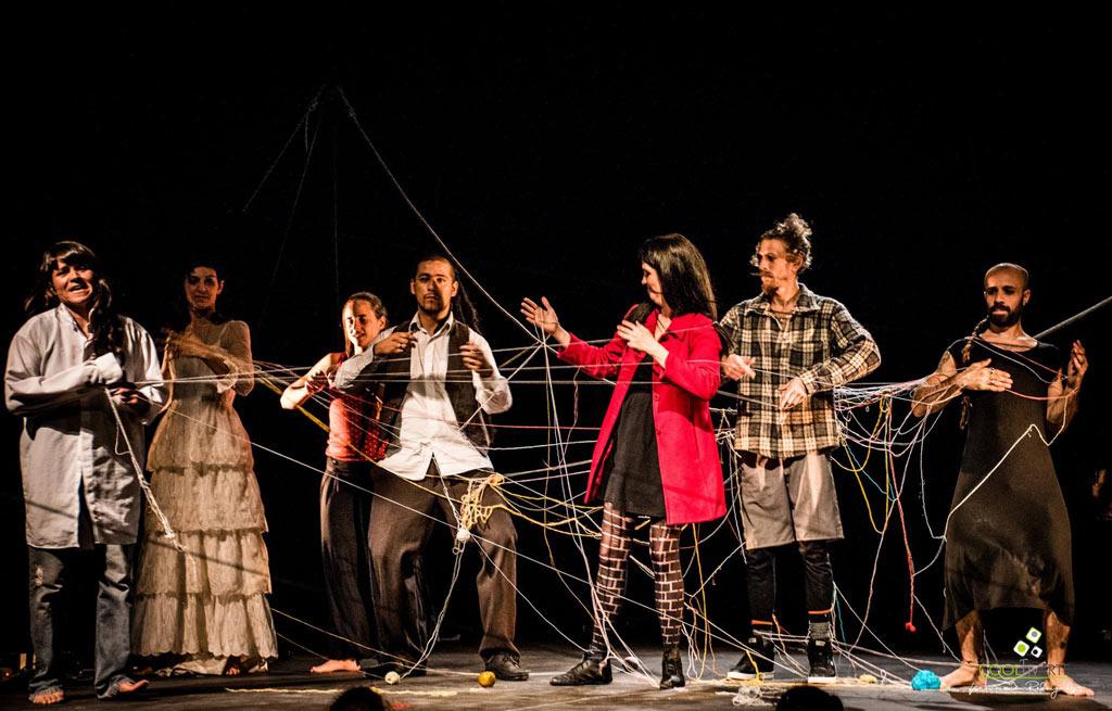 XyZ Circo Contemporáneo - 31/05/18 - Fotografía Mauricio Rodríguez