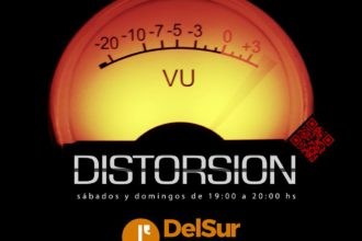 distorsion Emisora del sur 94.7 FM