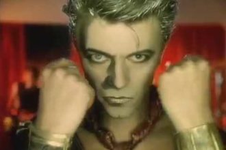Official video for Blue Jean By David Bowie.