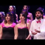 Rapsodia – Entreat me not to leave you (Dan Forrest) en vivo, Teatro Solís