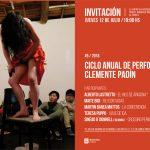 Subte – Performances #5 – Jueves 12 a las 19 hs