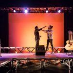 Respeto y veneración musical: Ibarburu y Chapital en Ciclo de Cuerdas