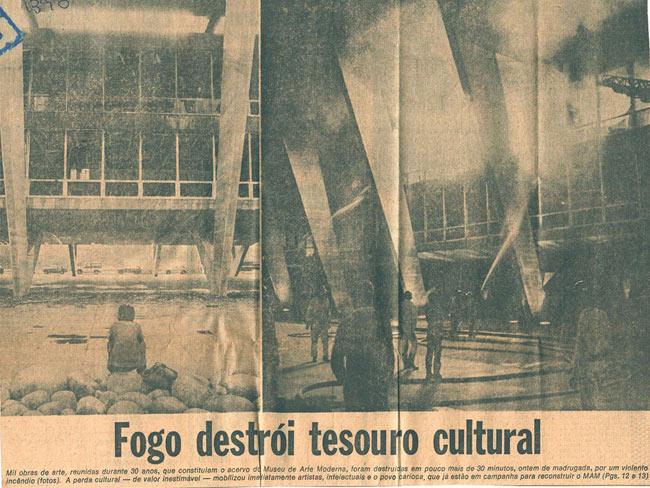 """Diario """"O Día"""" de Río de Janeiro 9 de julio de 1978"""