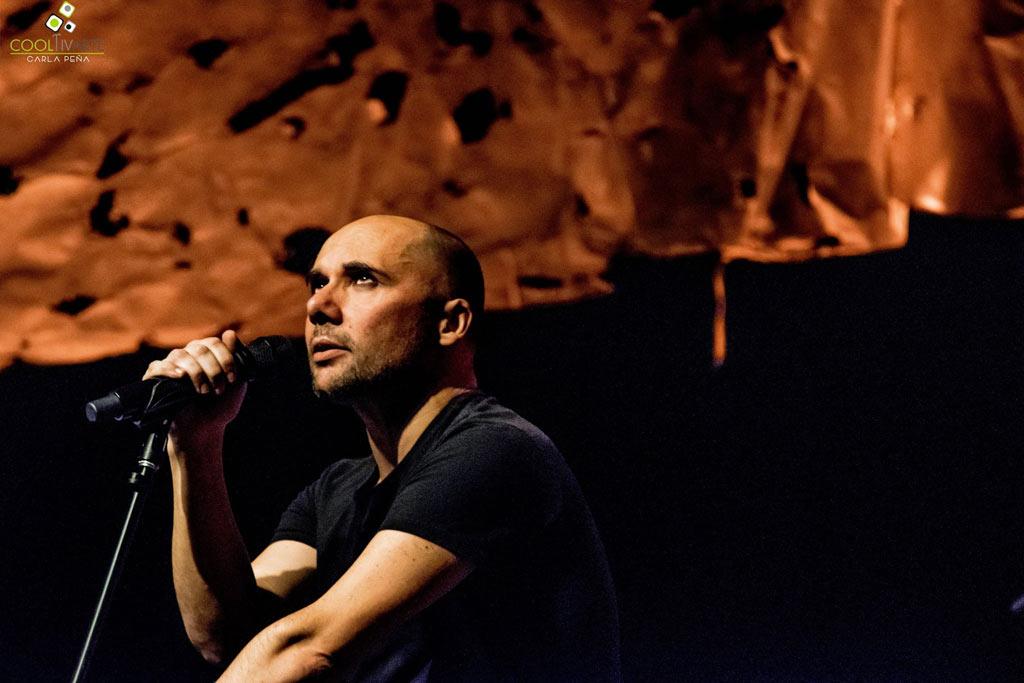 Diego Presa - Auditorio Nacional del Sodre - Julio 2018 - Foto © Carla Peña www.cooltivarte.com --