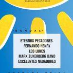 Sábado 21 de Julio : Rock contra Todos los Fríos