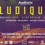 Ludique vuelve al Auditorio Nacional del Sodre