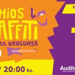 XVI Ceremonia de Entrega de Premios Graffiti en el Auditorio Nacional del Sodre