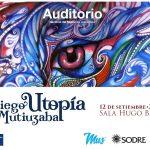 Diego Mutiuzábal presenta UTOPIA