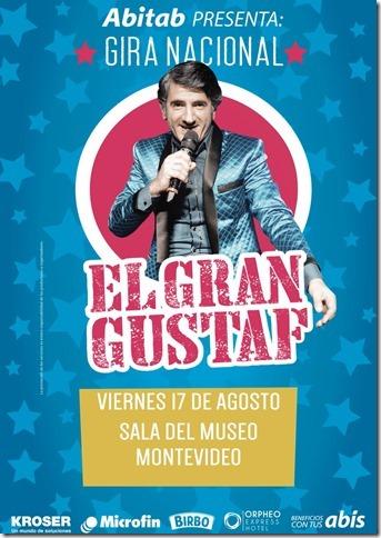 EL GRAN GUSTAF-YO SOY AQUEL