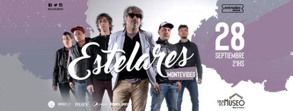 Formados a comienzos de los años noventa, ESTELARES recorrió cientos de escenarios a lo largo y ancho del país. El grupo liderado por Manuel Moretti cuenta ya con más de 20 años de trayectoria y se considera una de las bandas consagradas de la Argentina.
