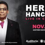 HERBIE HANCOCK – Live In Concert – 15 Nov. – Auditorio Nacional SODRE