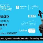 Juan Ibarra Quinteto 13 de Agosto 20:30hs Zavala Muniz