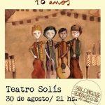 Vuelve al Solís MILONGAS EXTREMAS, a festejar sus 10 años