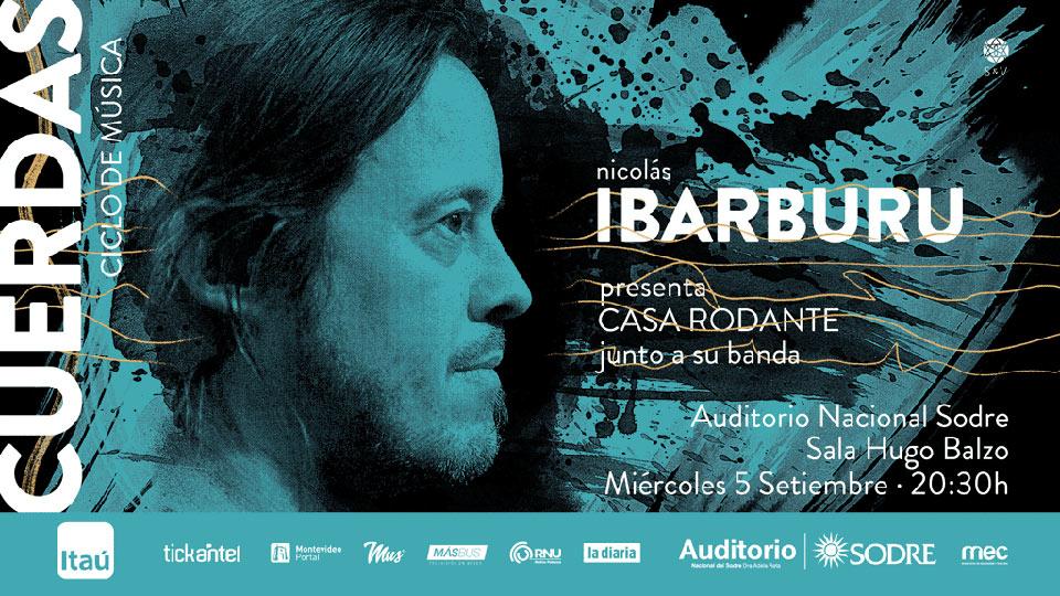 Nicolás Ibarburu_Ciclo Cuerdas_5 de Setiembre