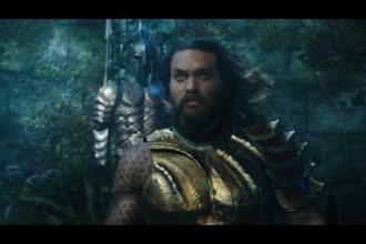 "From Warner Bros. Pictures and director James Wan comes an action-packed adventure that spans the vast, visually breathtaking underwater world of the seven seas, ""Aquaman,"" starring Jason Momoa in the title role. The film reveals the origin story of half-human, half-Atlantean Arthur Curry and takes him on the journey of his lifetime—one that will not only force him to face who he really is, but to discover if he is worthy of who he was born to be…a king."