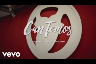 La Beriso performing Cantemos ft. Emiliano Brancciari (NTVG - No te va gustar) (Official Video). (C) 2018 Sony Music Entertainment Argentina S.A.