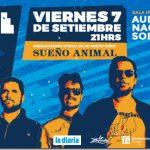 Sante Les Amis presenta su nuevo disco en la Sala Hugo Balzo del Auditorio del Sodre