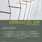CRÓNICAS DEL SUR – Xippas Montevideo