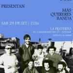 Alessandro Podestá y Ernesto Díaz presentan Más Quereres Banda