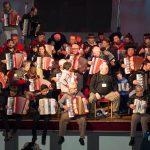 7o. encuentro internacional de acordeones, Salto