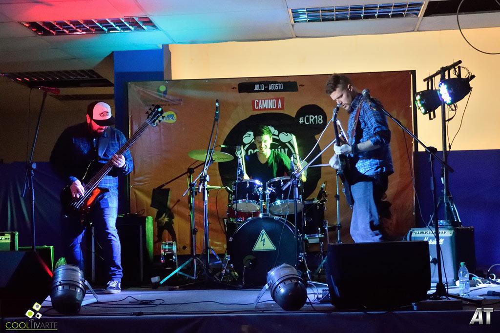 Primer encuentro de bandas nuevas para el evento Cosquín Rock, a continuación las imágenes de las bandas que participaron en la ciudad de Las Piedras el pasado sábado 21 julio 2018 , se hicieron presentes REDDHOUSE, REVER, ESO NO IMPORTA, PARANAUTAS. Foto © Hector AT www.cooltivarte.com