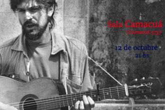 GUILLERMO WOOD - Sala Camacuá - 12 de oct