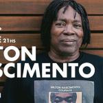 MILTON NASCIMENTO Lunes 1º de Octubre 21 hs_ Teatro El Galpón