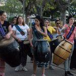 Afolé y La Tambora en Salto, Uruguay