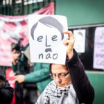 Ele Não: concentramos en la embajada de Brasil