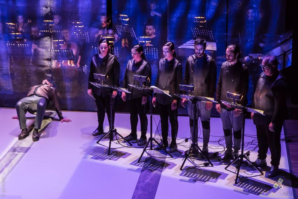 La increíble ópera de Iván Fernández Hipernova Tremendo espectáculo de producción nacional Ricardo Gómez www.cooltivarte.com