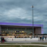 Antel arena quedó inaugurado