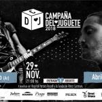 TITO FARGO Y ABRIL SOSA EN BLUZZ LIVE (CIERRE CAMPAÑA DEL JUGUETE 2018)